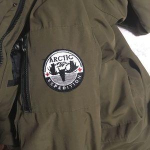 Other - Artíc expedition coat